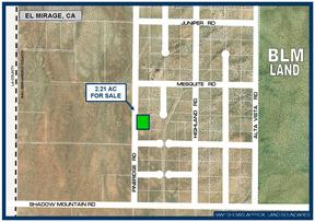 Residential Lots & Land For Sale: 2.21 Acres on Pineridge Rd.