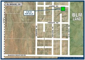 Residential Lots & Land For Sale: 2.29 Acres on Juniper Rd