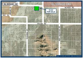El Mirage CA Residential Lots & Land For Sale: $26,000
