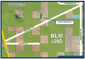 Helendale CA Residential Lots & Land For Sale: $15,950