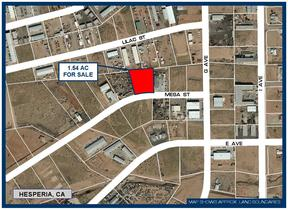 Commercial Lots & Land For Sale: 17488 Mesa St.