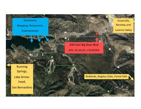 Big Bear City CA Residential Lots & Land For Sale: $21,900