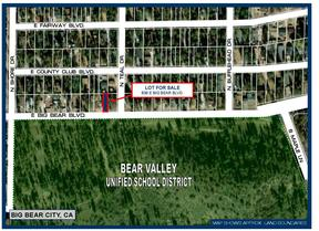 Residential Lots & Land For Sale: 839 E. Big Bear Blvd