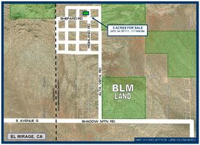 Residential Lots & Land For Sale: 5 Acres on Highland Rd