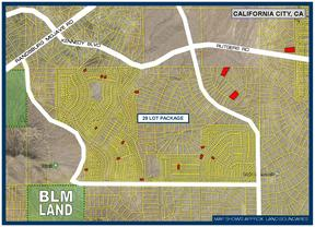 California City CA Residential Lots & Land For Sale: $49,950