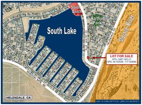 Helendale CA Residential Lots & Land For Sale: $11,400