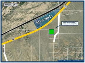 Barstow CA Residential Lots & Land For Sale: $6,500