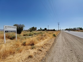 Lucerne Valley CA Commercial Lots & Land For Sale: $55,000