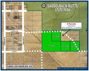 Residential Lots & Land For Sale: 10.347 Acres on Ave L