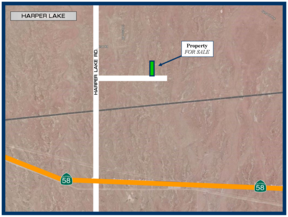 Barstow CA Residential Lots and Land Land For Sale: $5,950