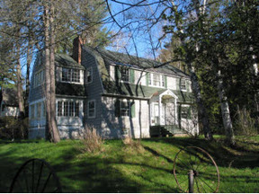 Saranac Lake NY Residential Closed: $210,000