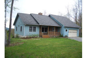 Saranac Lake NY Residential Closed: $329,900
