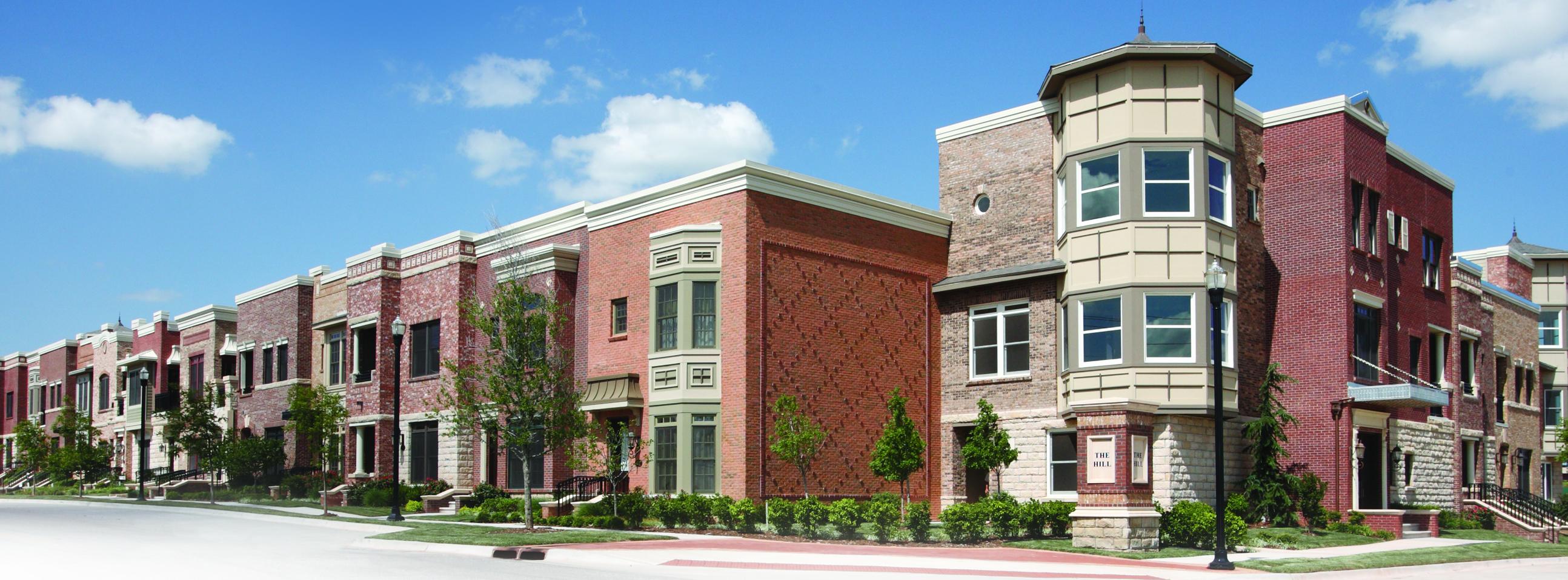 Oklahoma City Bricktown Homes Midtown Bricktown Lofts Homes for