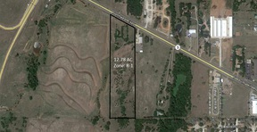Residential Lots and Land Lot For Sale: 9700 NW Expressway