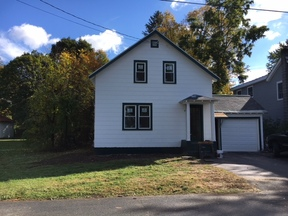 Corinth NY Single Family Home For Sale: $117,500