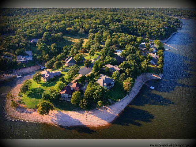 Two Tree Island Estates, Afton Oklahoma