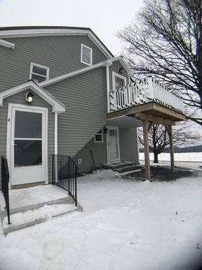 Multi Family Home For Rent: 7896 Shanley Rd #4