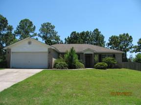Navarre FL Single Family Home Coming Soon: $0