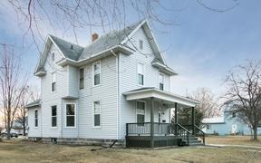 Washington IA Single Family Home Sold: $112,500