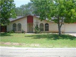 Cedar Park TX Residential Closed: $118,900