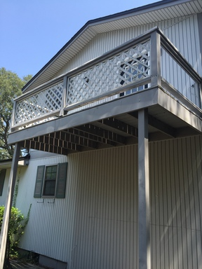 Duplex For Rent: 530 Division St #B