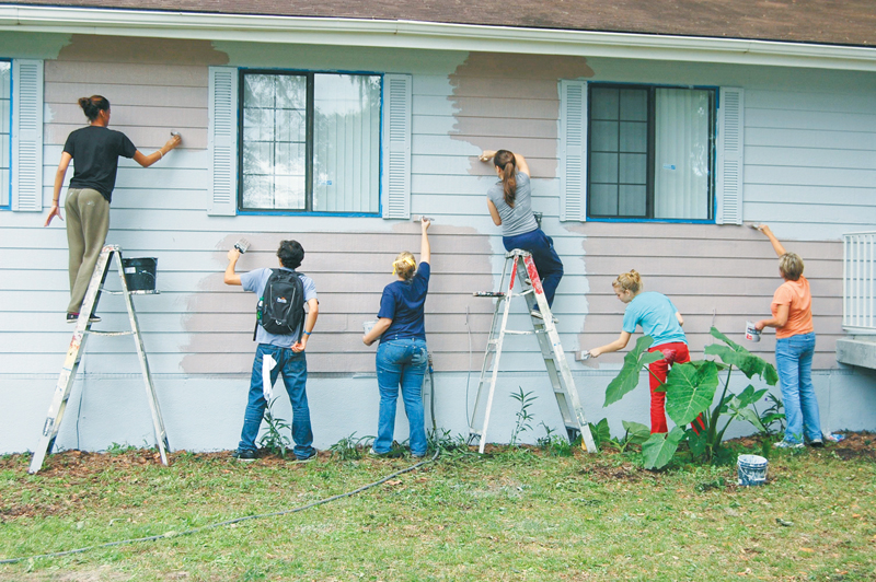 Painting Your House An Effective Way To Increase The Value