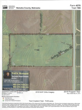 Lots and Land SOLD: 16-4-14 N 1/2 SE 1/4