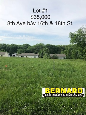 Lots and Land For Sale: Lot 1  8th Ave