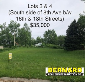 Lots and Land For Sale: Lot's 3 & 4 (S S )     8th ave