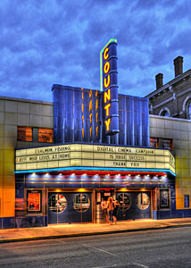 County Theater ~ Doylestown, PA