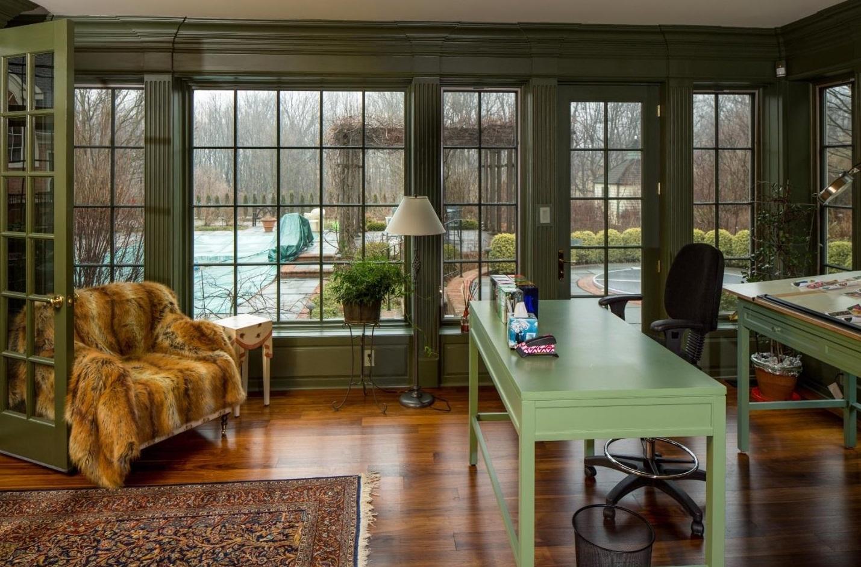 Princeton NJ Home Office | Princeton at Home | Steve Walny Realtor