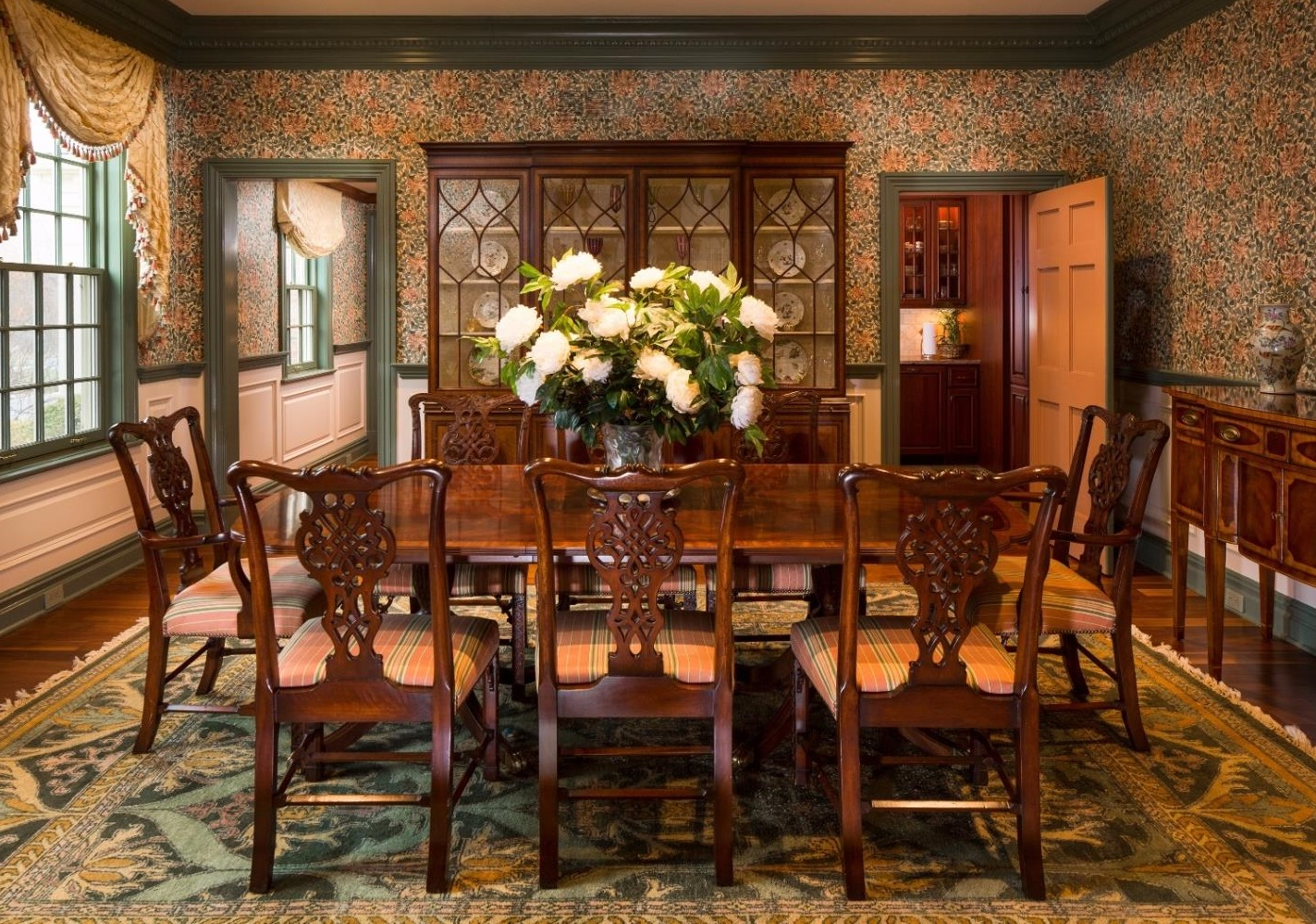 Formal Dining Princeton NJ | Princeton NJ Homes for Sale | Steve Walny Realtor