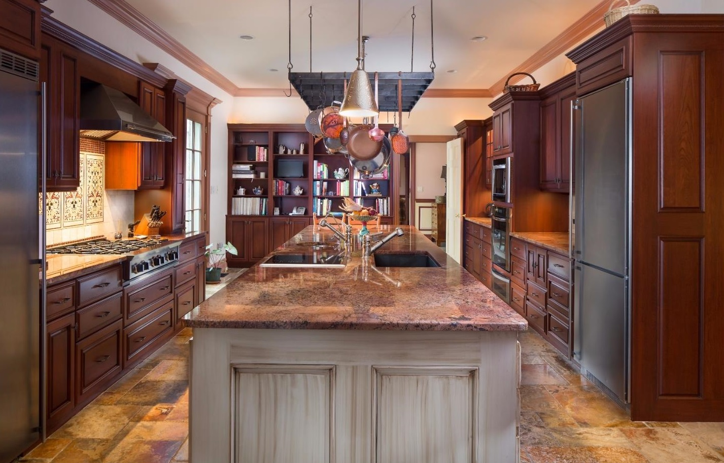 Custom Kitchen Princeton NJ | Homes of Princeton | Steve Walny Realtor
