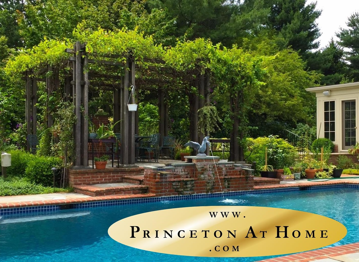 Princeton Pools | Princeton Real Estate for Sale | Steve Walny Realtor