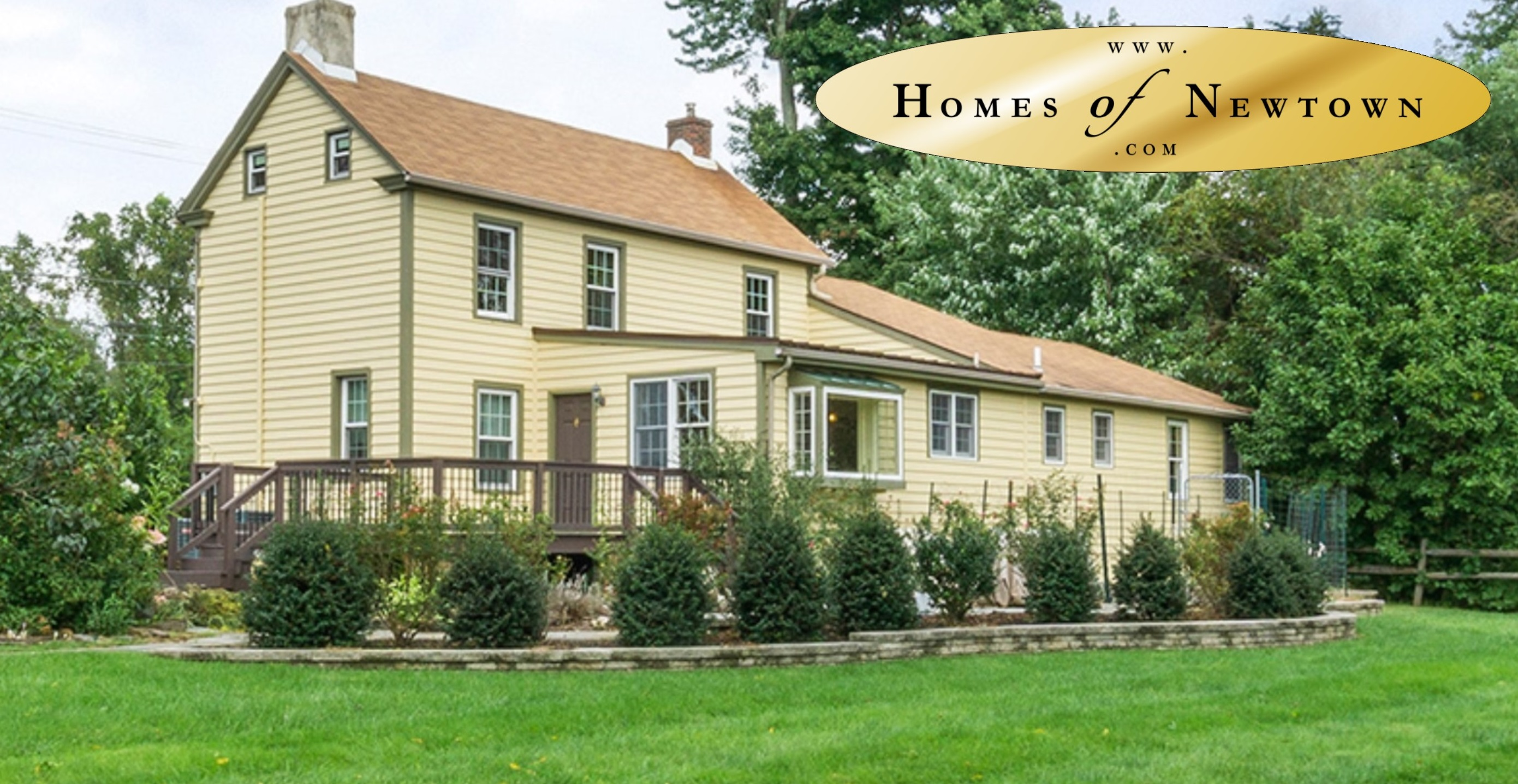 Homes Of Newtown | Homes for Sale Newtwon PA | Homes for Sale Bucks County | Newtown Realtor | #NewtownRealtor