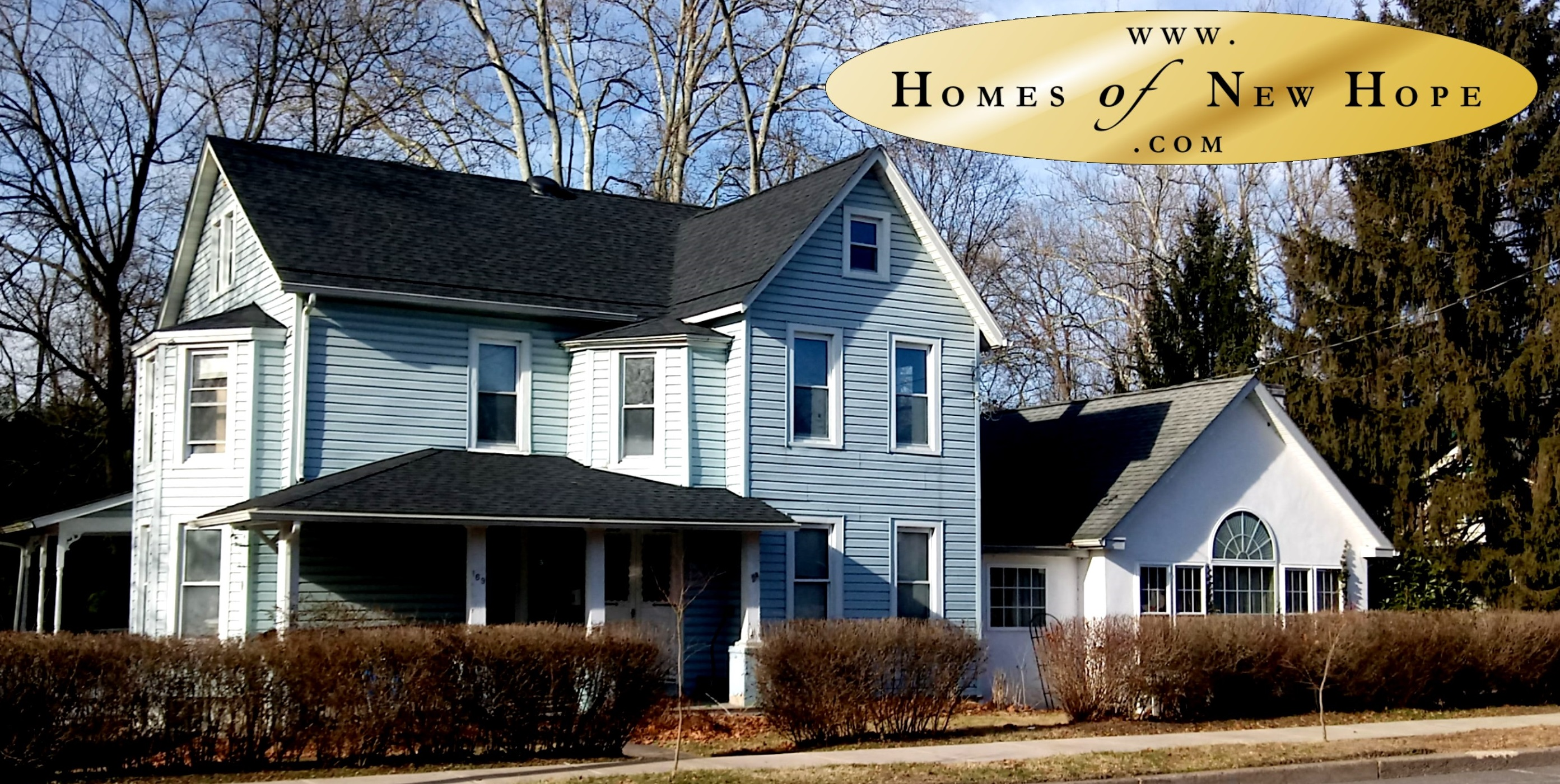 Homes of New Hope | New Hope PA | New Hope Realtors | @NewHope | #NewHopePA | New Hope Real Estate