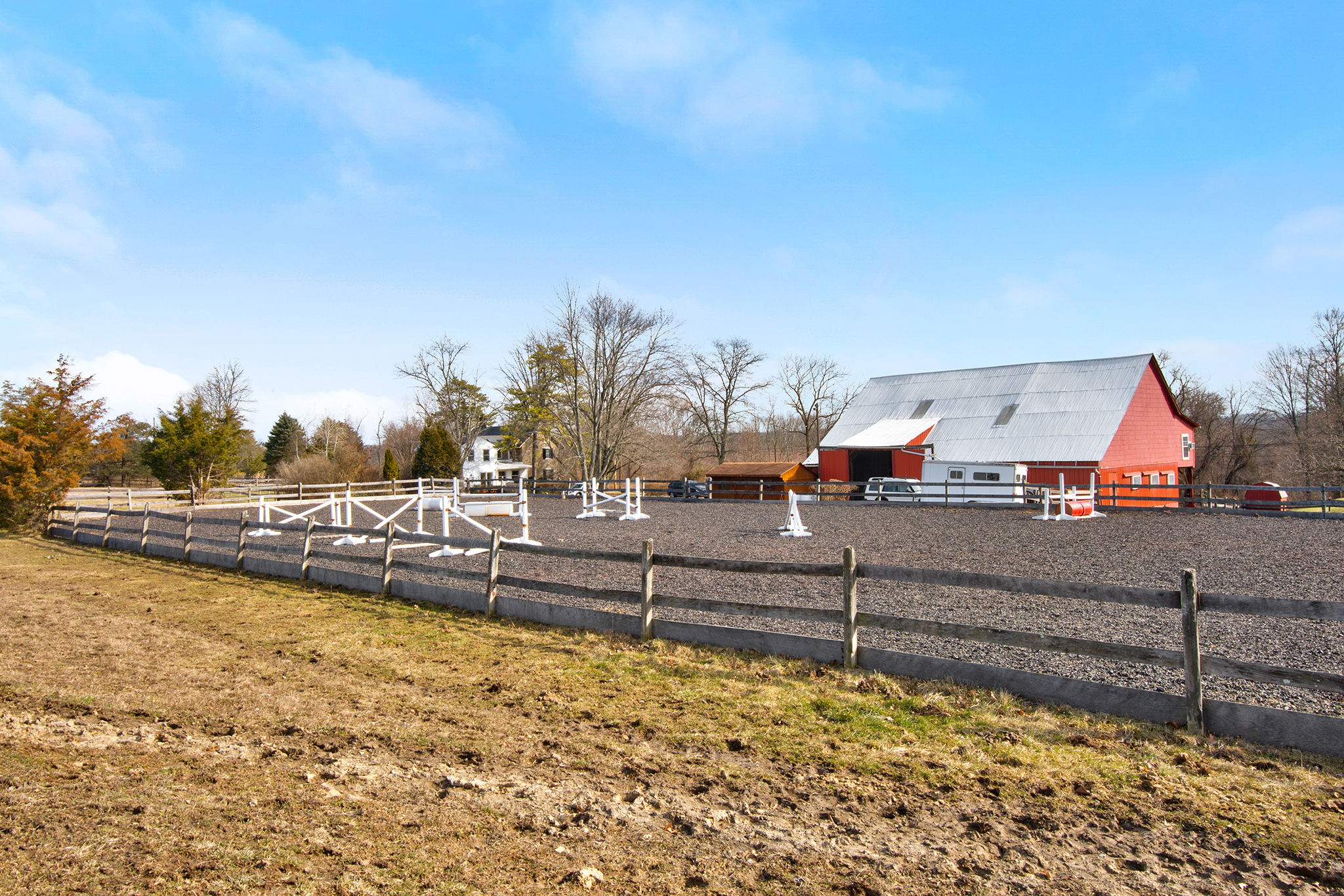 Bucks County Horse Property