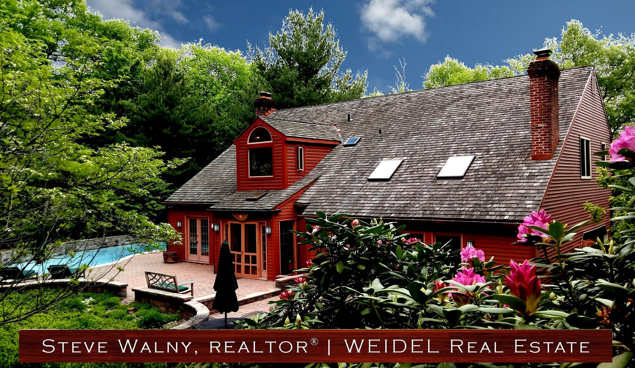New Hope Solebury Homes for Sale | Steve Walny WEIDEL | WEIDEL Realtors | @NewHope | #NewHopePA