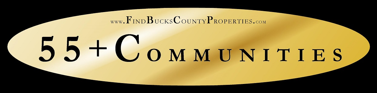 55+ Communities in Bucks County Homes for Sale at www.FindBucksCountyProperties.com/55+Homes