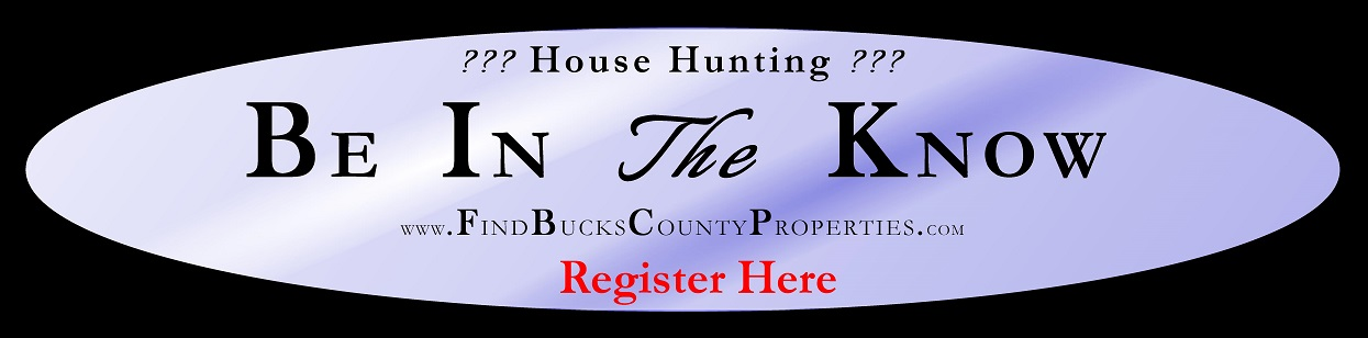 Bucks County Real Estate Information | #BucksCountyRealEstate | #NewHopePA | #NewHope | #Doylestown