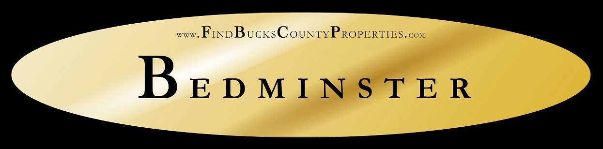 Bedminster Township PA Homes for Sale at www.FindBucksCountyProperties.com/Bedminster