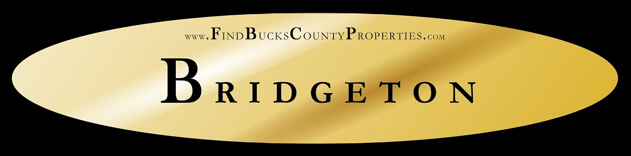Bridgeton Twp PA Homes for Sale at www.FindBucksCountyProperties.com/Bridgeton Steve Walny Bridgeton PA REALTOR® Weidel