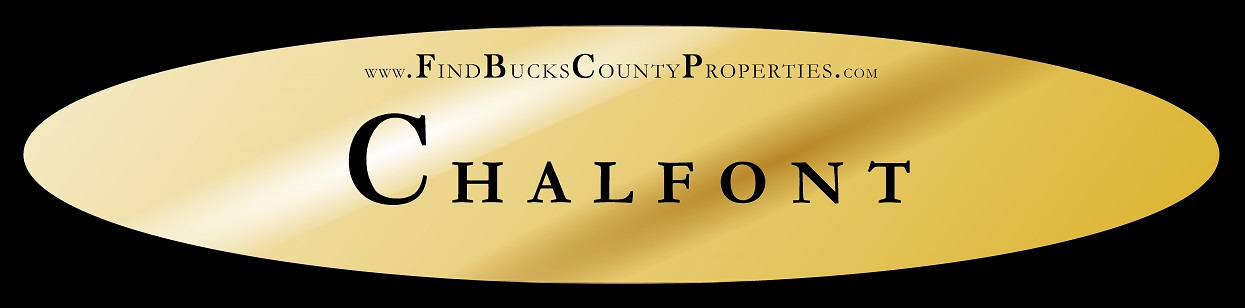 Chalfont Boro PA Homes for Sale at www.FindBucksCountyProperties.com/Chalfont Steve Walny Chalfont PA REALTOR® Weidel