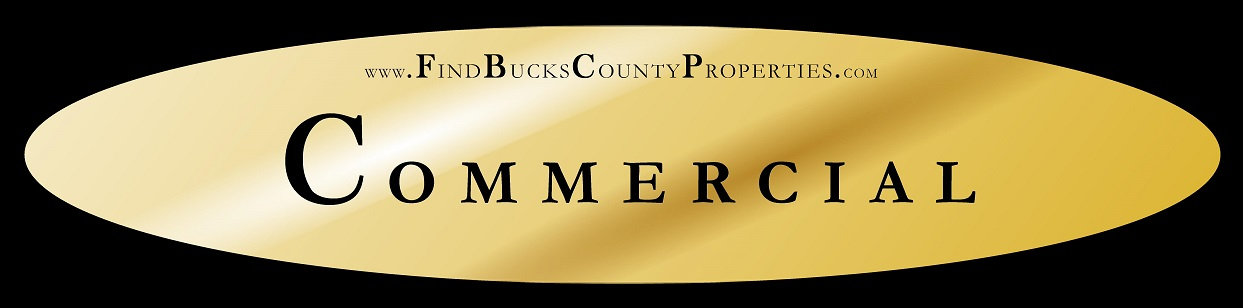 Commercial Real Estate & Businesses for Sale in Bucks County PA at www.FindBucksCountyProperties.com/Commercial