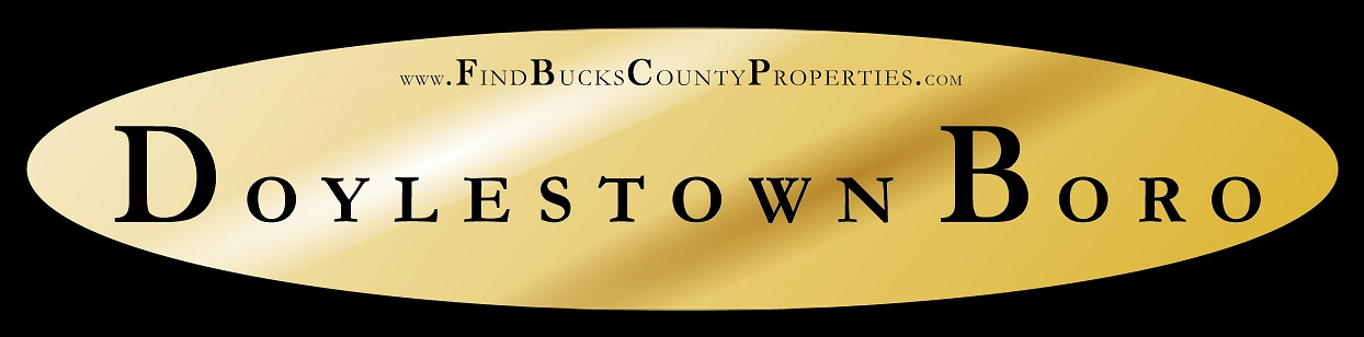 Doylestown Boro PA Homes for Sale at www.FindBucksCountyProperties.com/DoylestownBoro