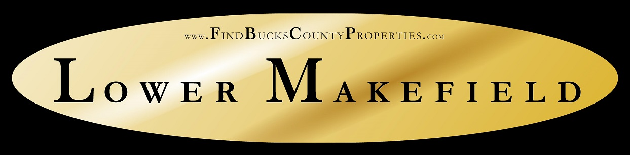 Lower Makefield Twp PA Homes for Sale at www.FindBucksCountyProperties.com/LowerMakefield Steve Walny Yardley PA REALTOR® Weidel