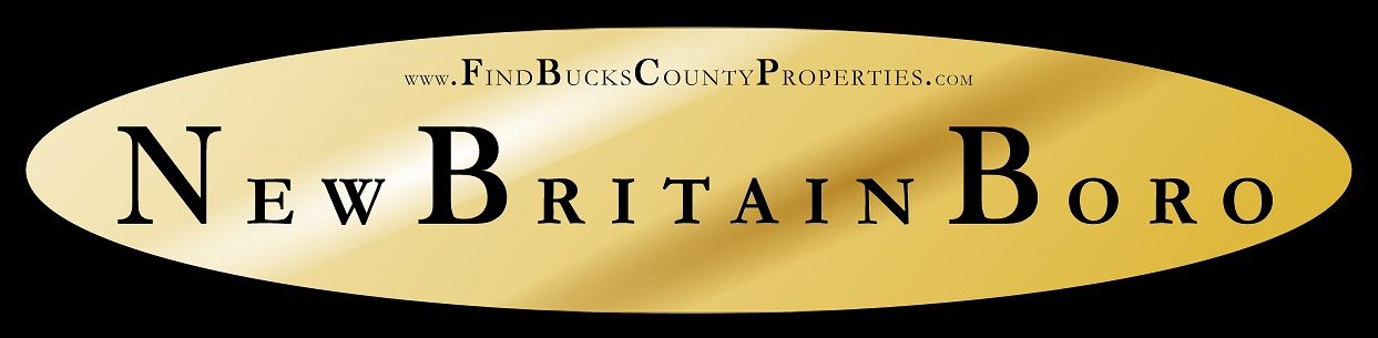 New Britain Borough PA Homes for Sale at www.FindBucksCountyProperties.com/NewBritainBoro