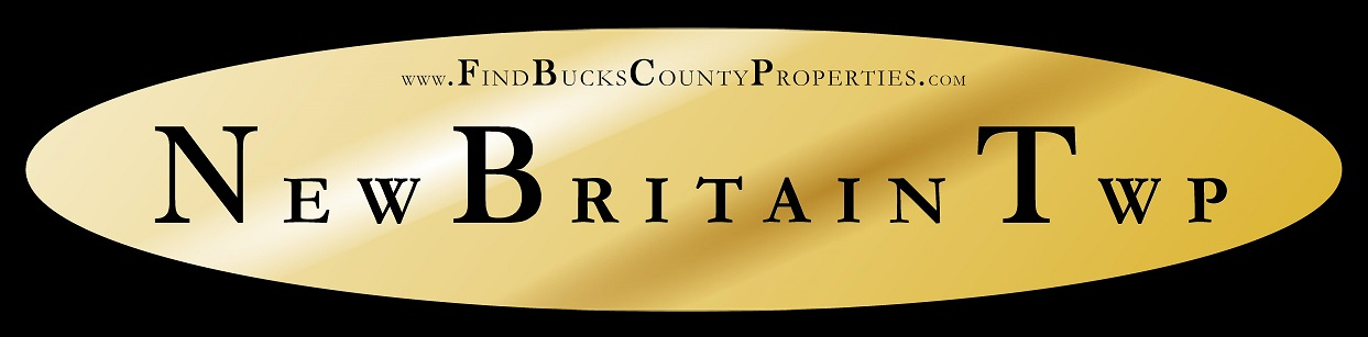 New Britain Twp PA Homes for Sale at www.FindBucksCountyProperties.com/NewBritainTwp
