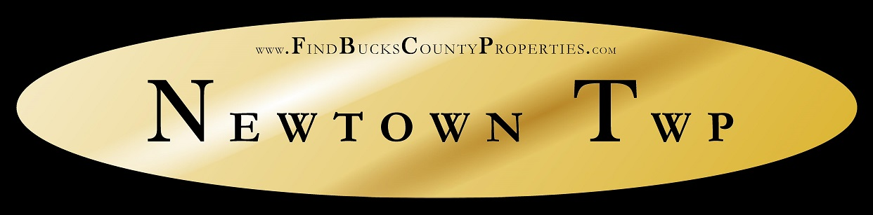 Newtown PA Homes for Sale at www.FindBucksCountyProperties.com/NewtownTwp