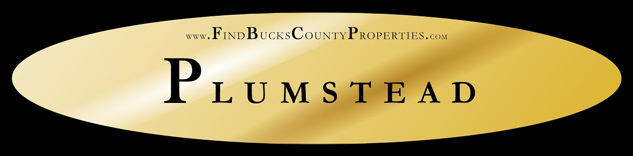 Plumstead Twp PA Homes for Sale at www.FindBucksCountyProperties.com/Plumstead